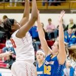 Lexington High School Lady Tigers Basketball Photo by Jared James / The Lexington Progress