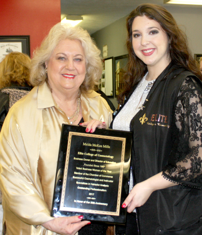 photo by W. Clay Crook / The Lexington Progress Elite College of Cosmetology Celebrates 20 Years
