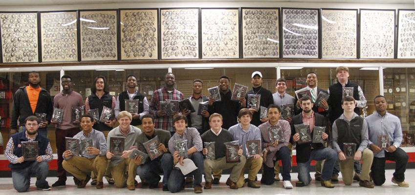 Lexington High School Football Banquet Photo by Blake Franklin / The Lexington Progress