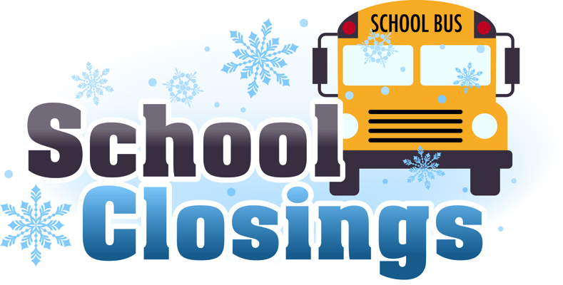 School Cancellation: School Closings For Friday, January 19, 2018