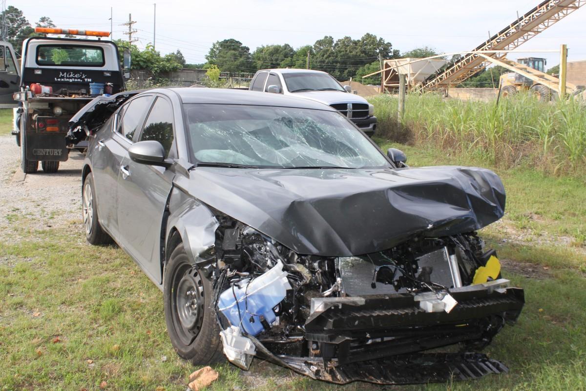 I-40 Chase Leads to Wreck in Lexington – Lexington Progress