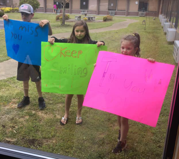 Children Share Smiles with ACH Lexington Residents ...