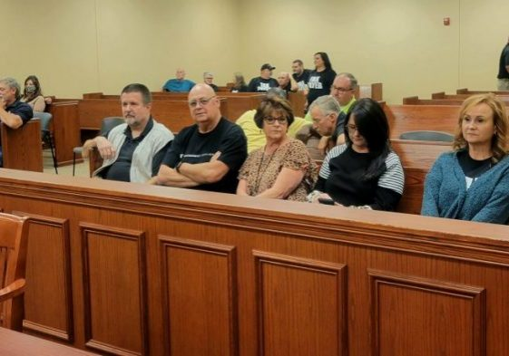 The Henderson County Commission met at the Henderson County Justice Complex in regular session on Tuesday, October 12, 2021. Photo by: W. Clay Crook / The Lexington Progress