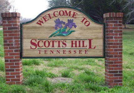 The Scotts Hill Board of Mayor and Aldermen met on Monday evening October 5, 2020. File Photo / The Lexington Progress