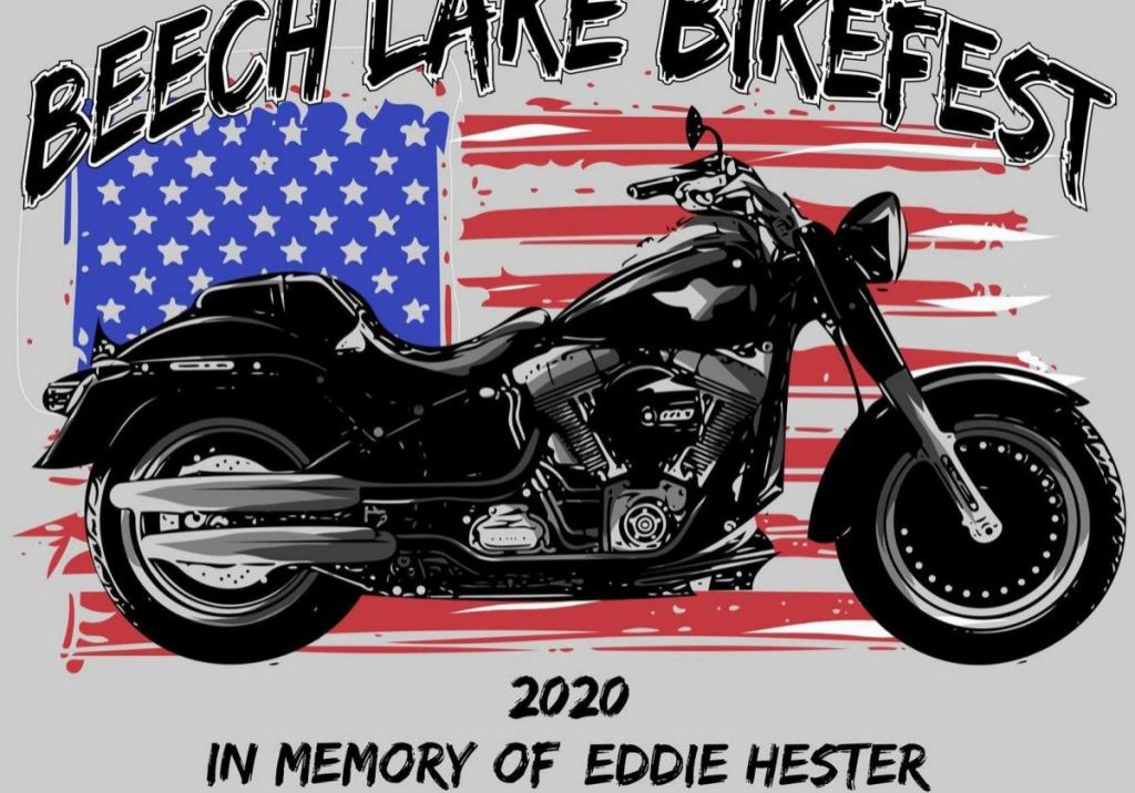 The Beech Lake Bikefest, which is sponsored by the Henderson County Carl Perkins Center for the Prevention of Child Abuse, will be held on October 17, 2020. Photo Submitted / The Lexington Progress