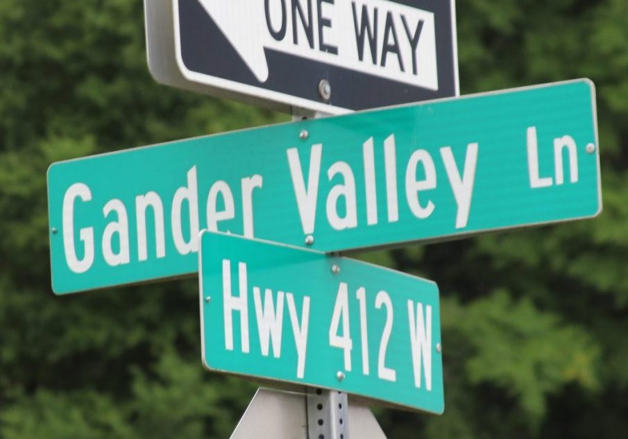 A shooting happened on Friday afternoon, June 4, 2021 in the Gander Valley Lane area that left one individuals with injuries. Photo by: W. Clay Crook / The Lexington Progress
