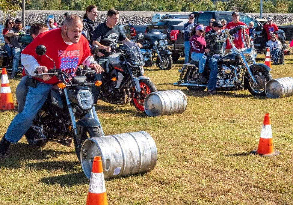 Beech Lake Bike Fest was held on Saturday, October 16, 2021, on the grounds of Beech Lake and attended by many. Photo by: W. Clay Crook / The Lexington Progress