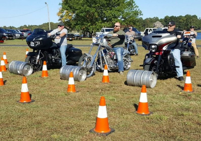 The Beech Lake Bikefest was held on Saturday, October 17, 2020. Photo by: W. Clay Crook / The Lexington Progress