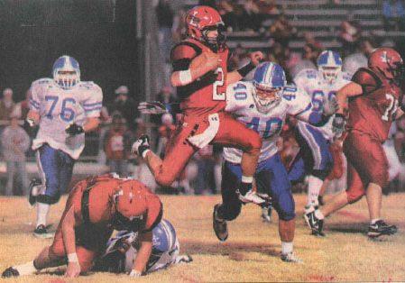 Lexington High School Big Red Tigers Football File Photo / The Lexington Progress