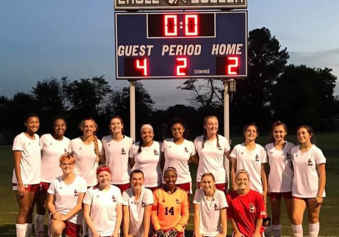 Lexington High School Lady Tigers Soccer Photo Submitted / The Lexington Progress