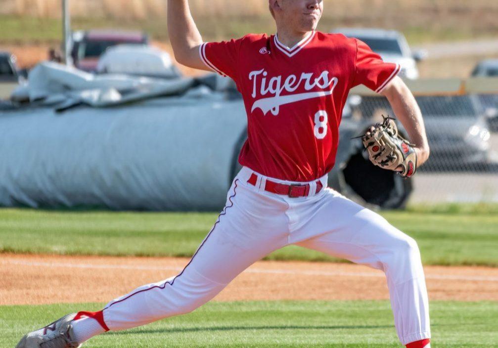 Lexington High School Big Red Tigers Baseball Photo by: Phil Blakley / The Lexington Progress