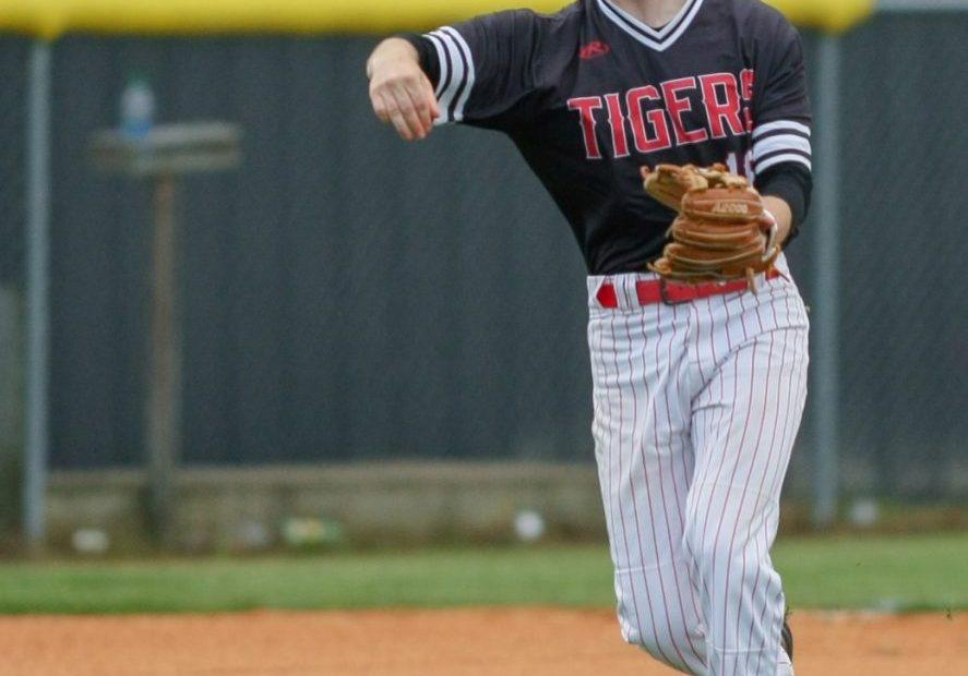 Lexington High School Tigers Baseball Photo by: Dan Eason / The Lexington Progress