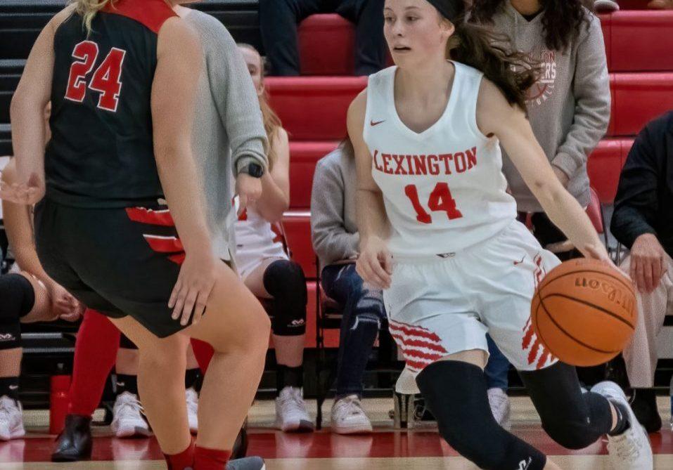 Lexington High School Lady Tigers Basketball Photo by: Phil Blakley / The Lexington Progress