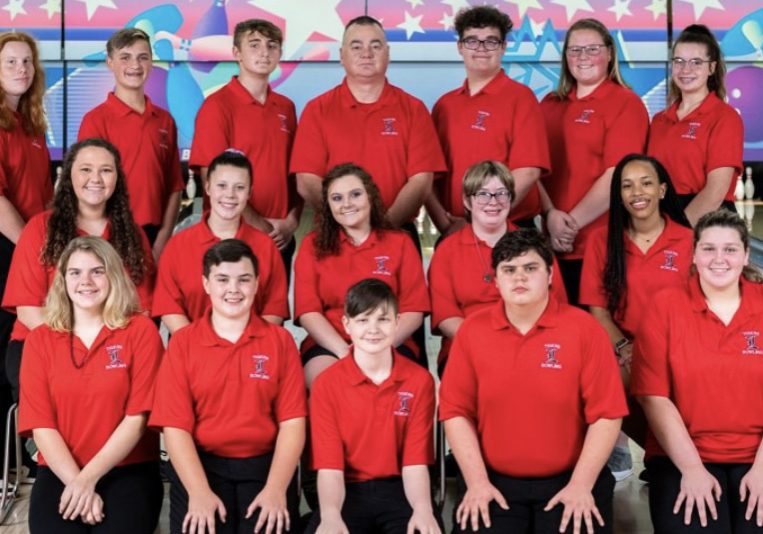 Lexington High School Bowling Photo Submitted / The Lexington Progress