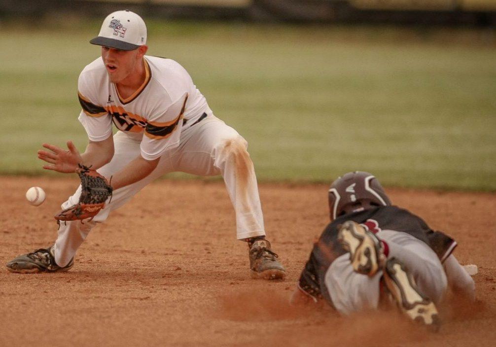 Scotts Hill High School Lions Baseball Photo by: Dan Eason / The Lexington Progress