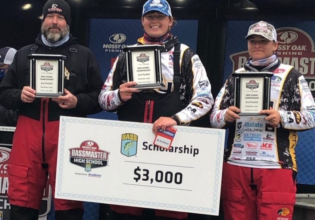 Scotts Hill High School Student Anglers Photo Submitted / The Lexington Progress